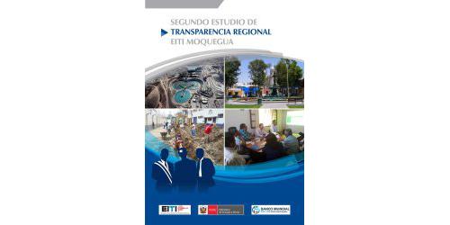 Segundo Estudio de Transparencia Regional EITI Moquegua