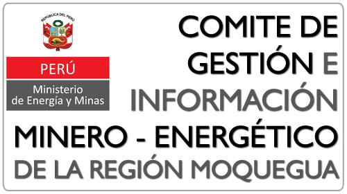 Comite de Gestión e Información Minero Energético